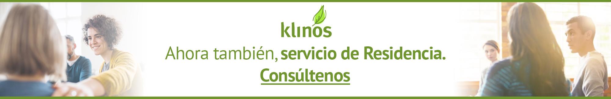 Centro Klinos - Servicio de Residencia